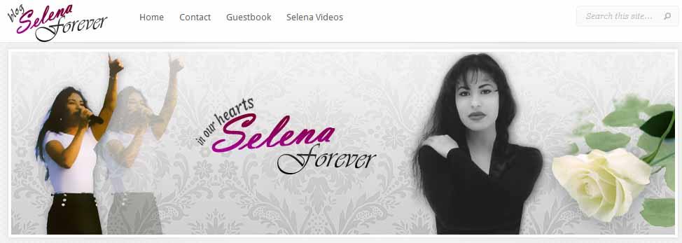 selena forever blog